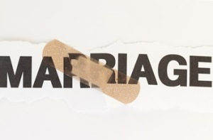 Torn marriage